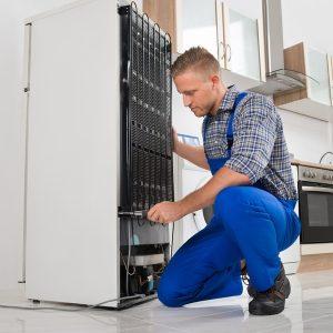 Обслуживание бытовых холодильников